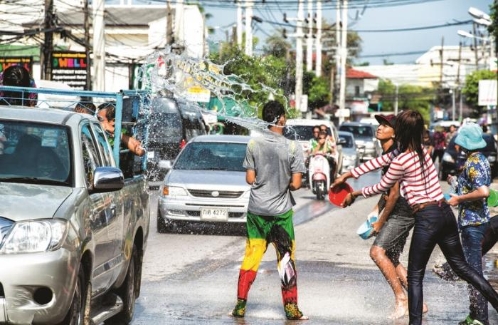 Officials say Phuket ready to deal with Songkran influx | The Thaiger
