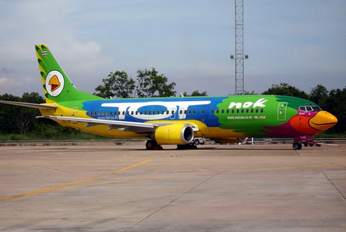 Nok Air apologizes for cancelled weekend flight, blames bad weather | The Thaiger