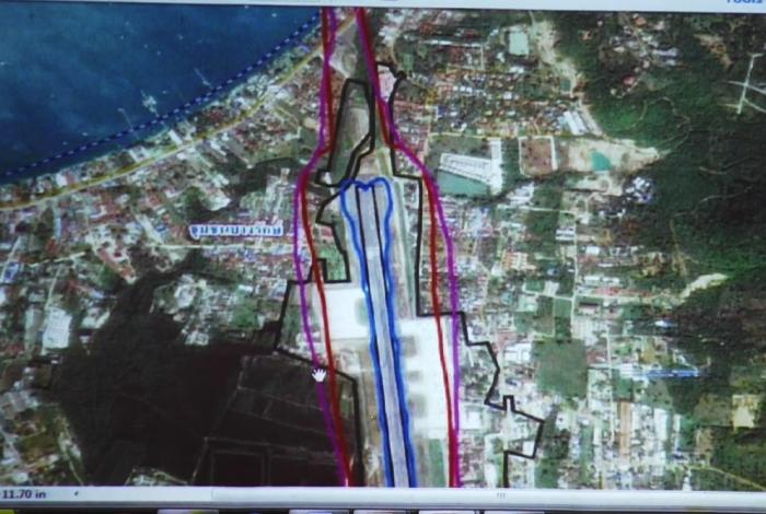 Samui Airport officials discuss noise pollution solution   The Thaiger