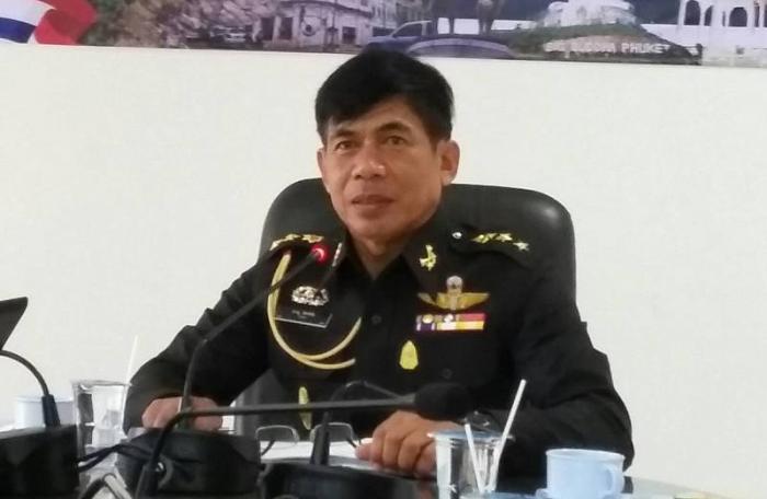 Public, media partnerships vital for Phuket, says ISOC chief   The Thaiger