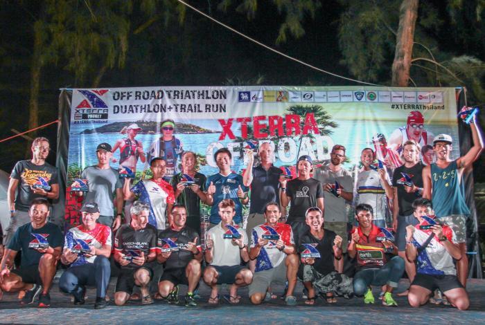 Organizers, athletes celebrate close of Phuket off road triathlon | The Thaiger