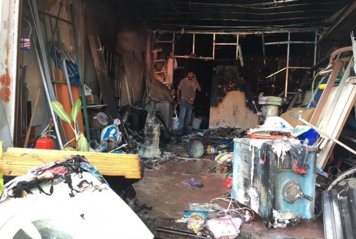 Nine-year-old survives Phuket fire | The Thaiger