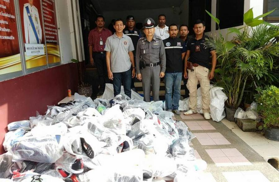 Three migrant workers arrested in Phuket piracy raids | The Thaiger