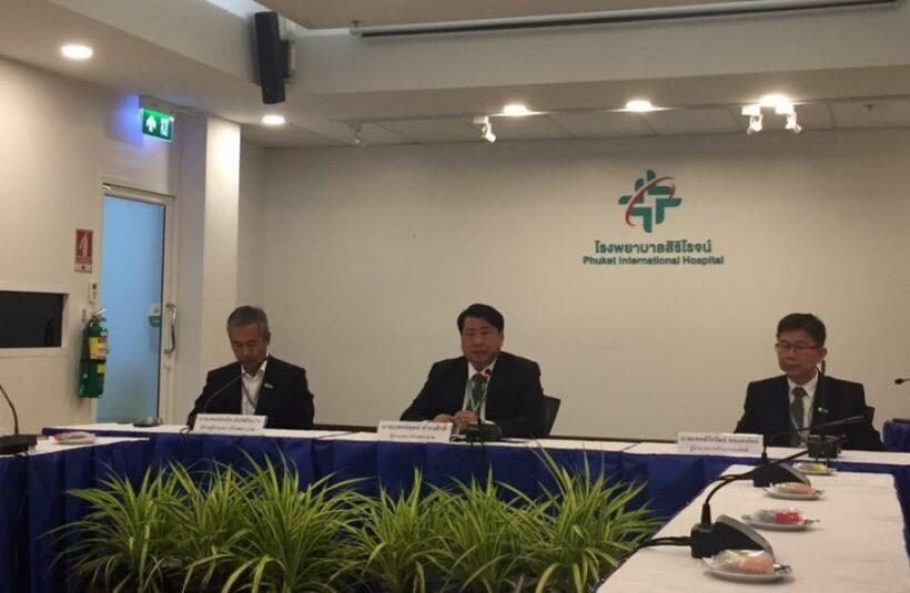 Phuket hospital denies refusing treatment to injured British traveller | The Thaiger