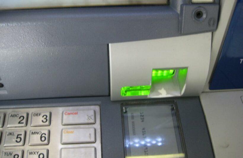Phuket police hunt for ATM skimmer | The Thaiger