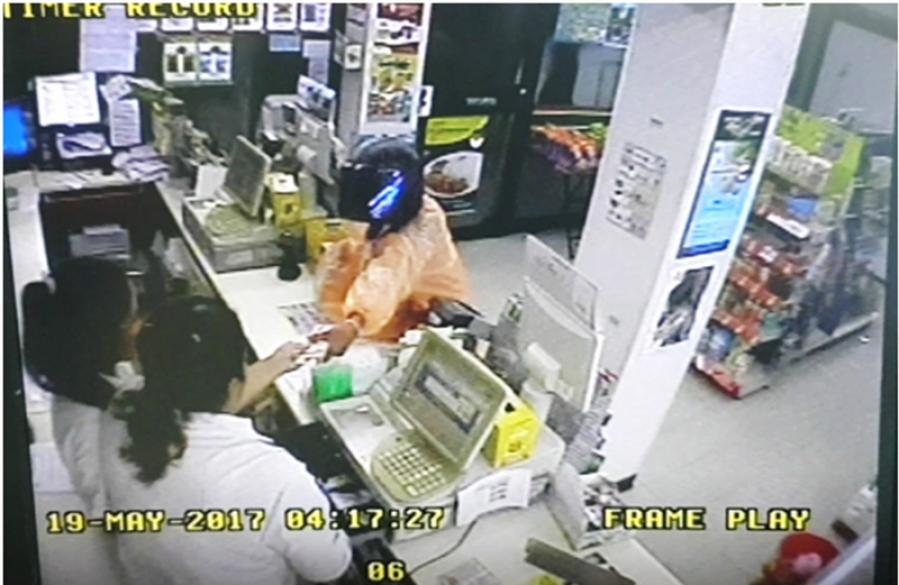 7-Eleven robber caught at rented room in Phuket | The Thaiger