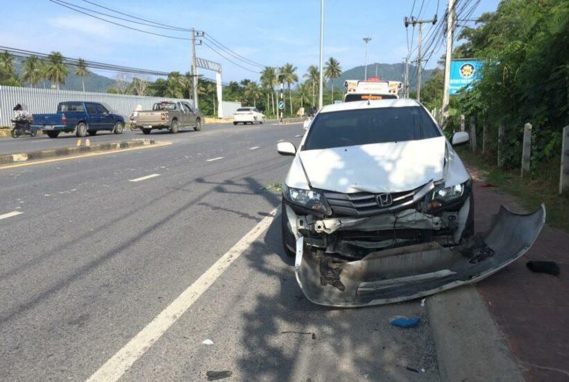 American school teacher injured in Phuket collision | The Thaiger