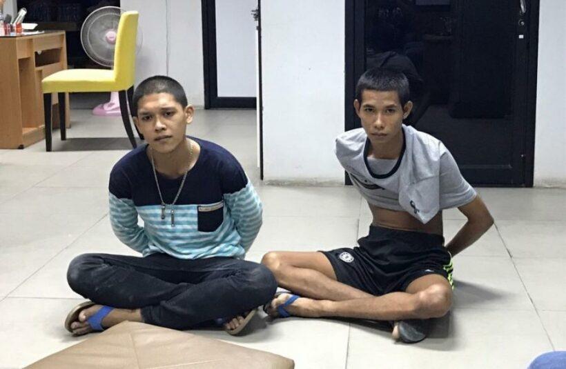 Phuket police recapture escaped drug dealers | The Thaiger