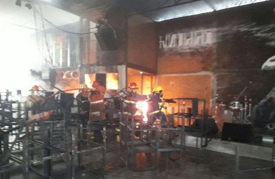 Two Phuket fires cause B400,000 worth of damages   The Thaiger