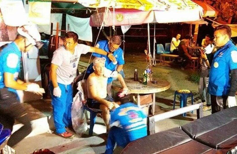 Phuket Police try to identify injured elderly foreigner | The Thaiger