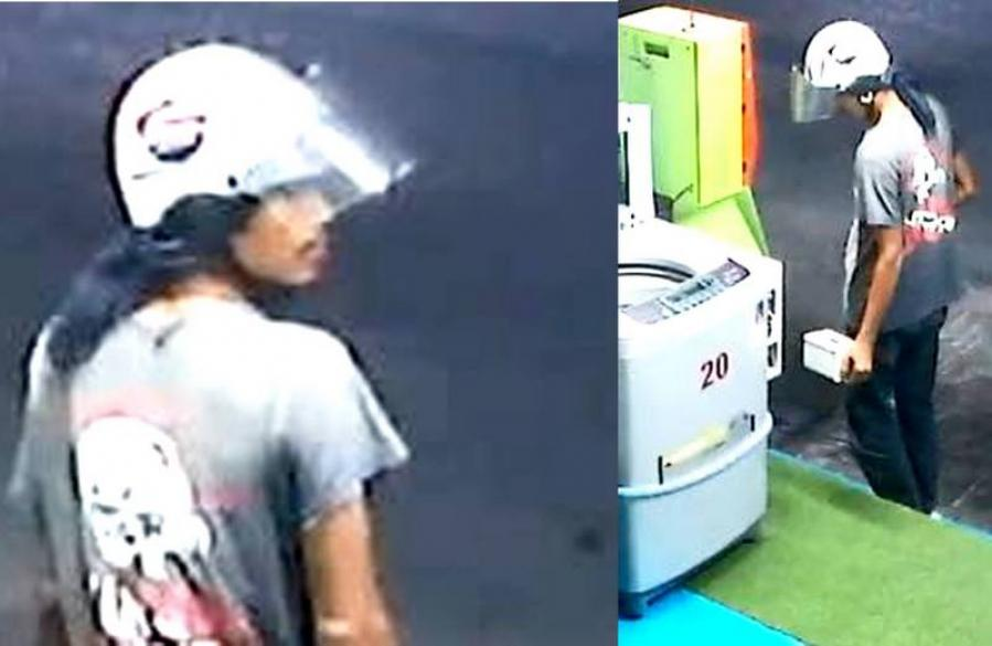 Serial coin thief wanted for swiping thousands from Phuket laundries | The Thaiger