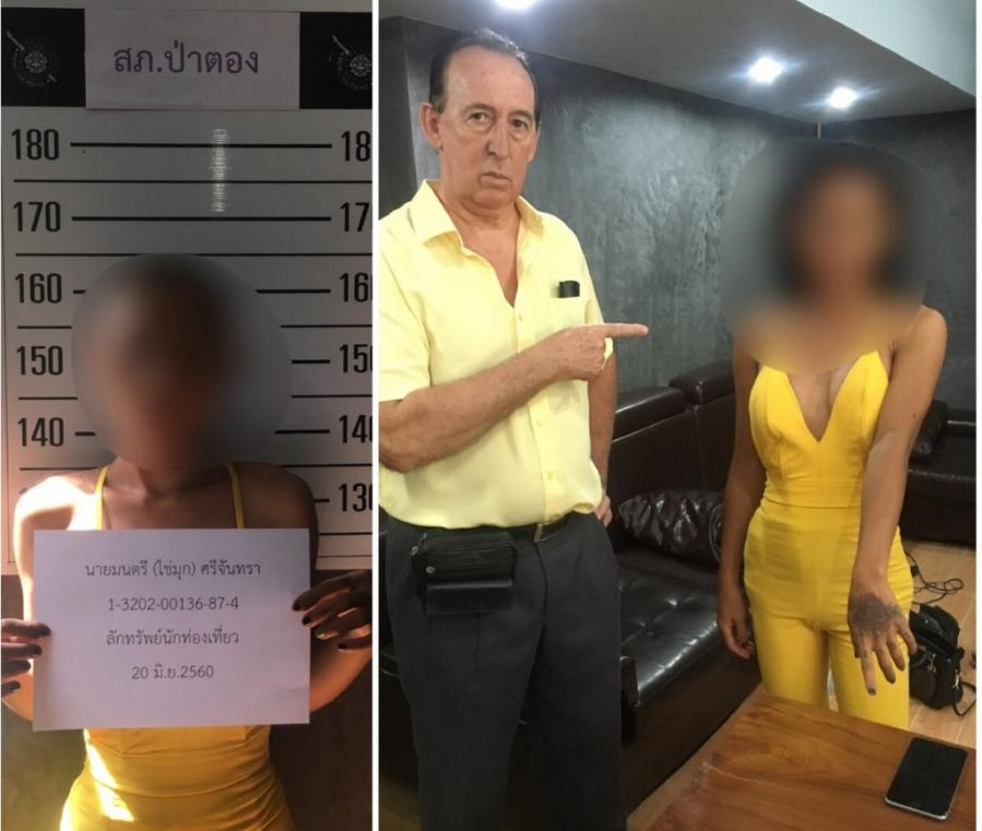 Phuket Crime: French tourist latest victim of ladyboy theft at Patong Beach | The Thaiger