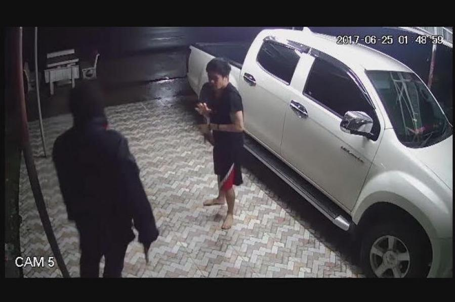 Masked robbers with a shotgun and an M16 foiled by a single man in Phang-nga | The Thaiger