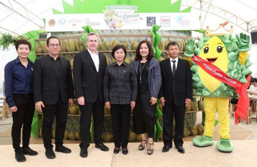 Phuket hosts tropical fruit festival | The Thaiger