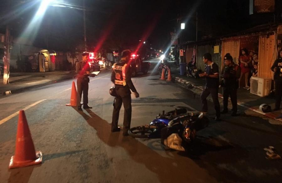 Police assistant shot at checkpoint, hospitalized in critical condition | The Thaiger