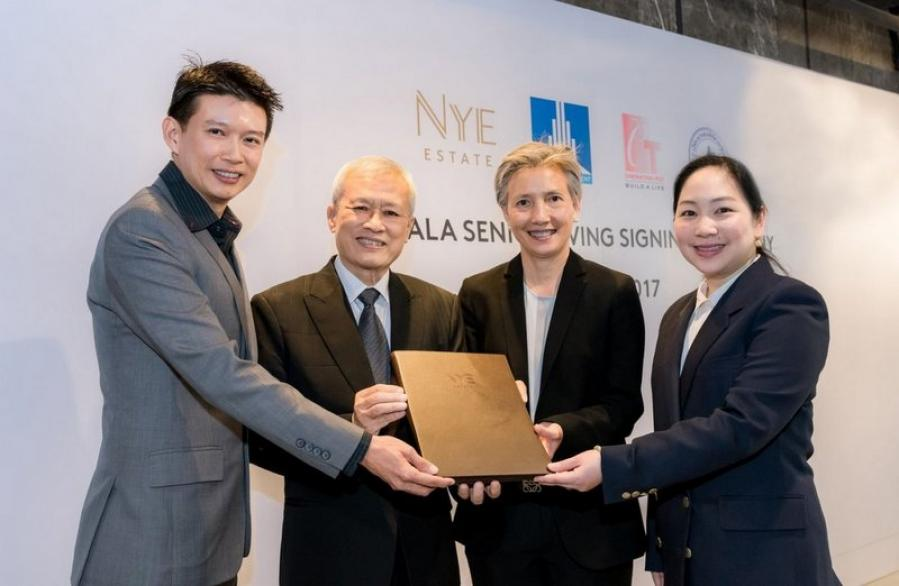 Joint venture to develop senior living village in Phuket | The Thaiger