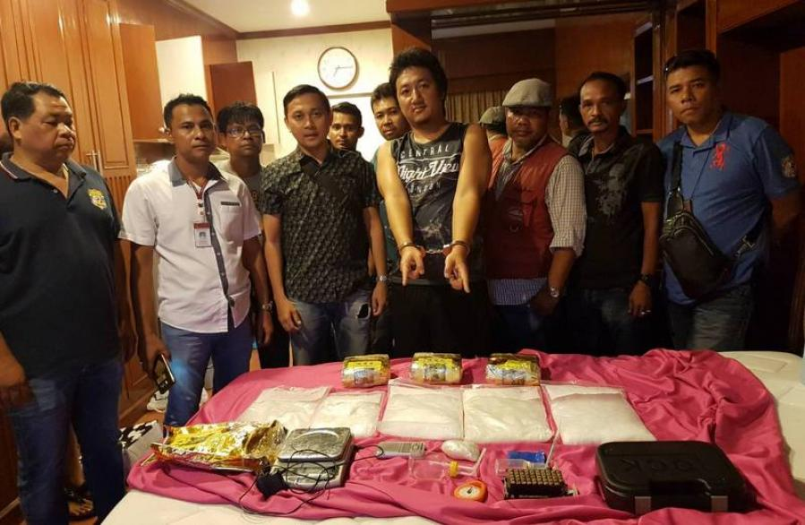 Major drug ring members arrested with 5 million baht worth of drugs | The Thaiger