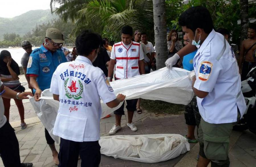 Another Chinese tourist drowns in Phuket | The Thaiger