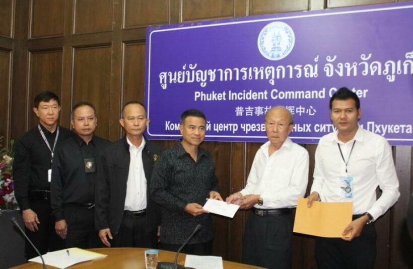 Phuket business operators protest migrant labor exodus | The Thaiger
