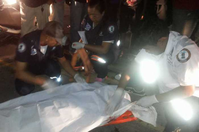 "Phuket suffers first fatality in New Year ""Seven Days of Danger' 