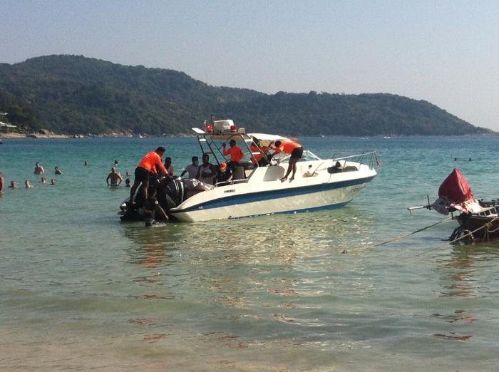 Unidentified body found off Phuket beach | Thaiger