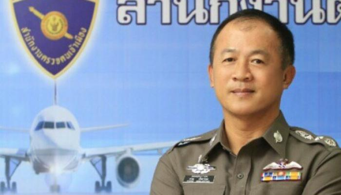 Fingerprint scans to debut at Immigration to catch known criminals   Thaiger