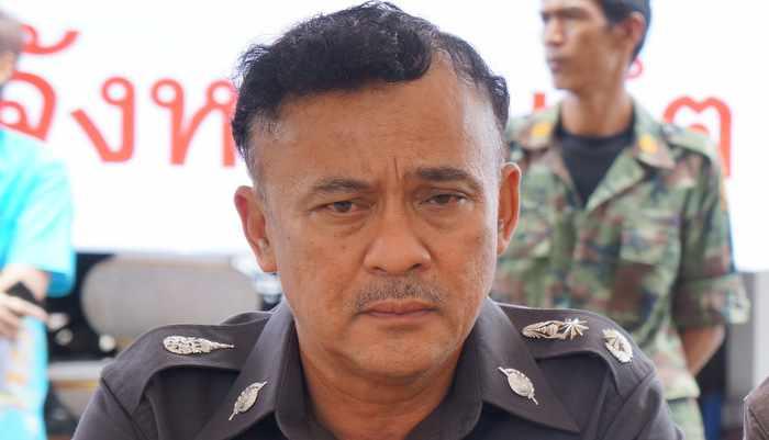 Phuket top cop flip-flop: Gen Ong-art gets his marching orders | Thaiger