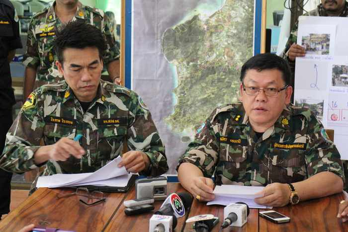 DNP chief locked and loaded: targets high-ranking officials over Phuket land snatching | Thaiger