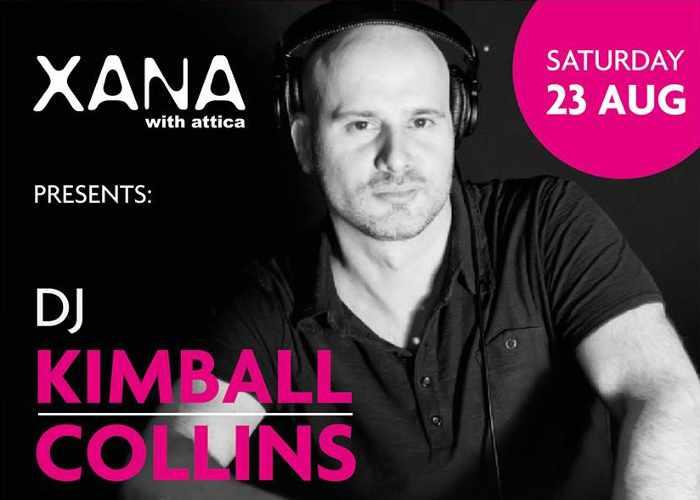 DJ Kimball Collins at XANA beach club | The Thaiger
