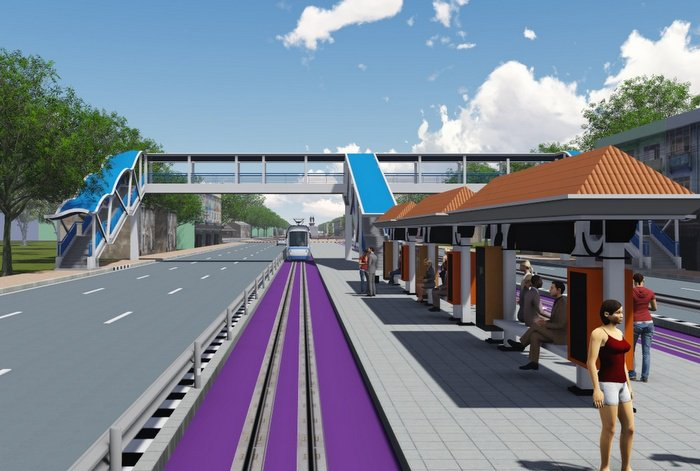 Phuket light rail is a game changer, says property expert [video] | Thaiger