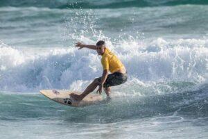 Surfers shine @ Kata. Kata Krew Surf Contest at Kata Beach.   News by Thaiger