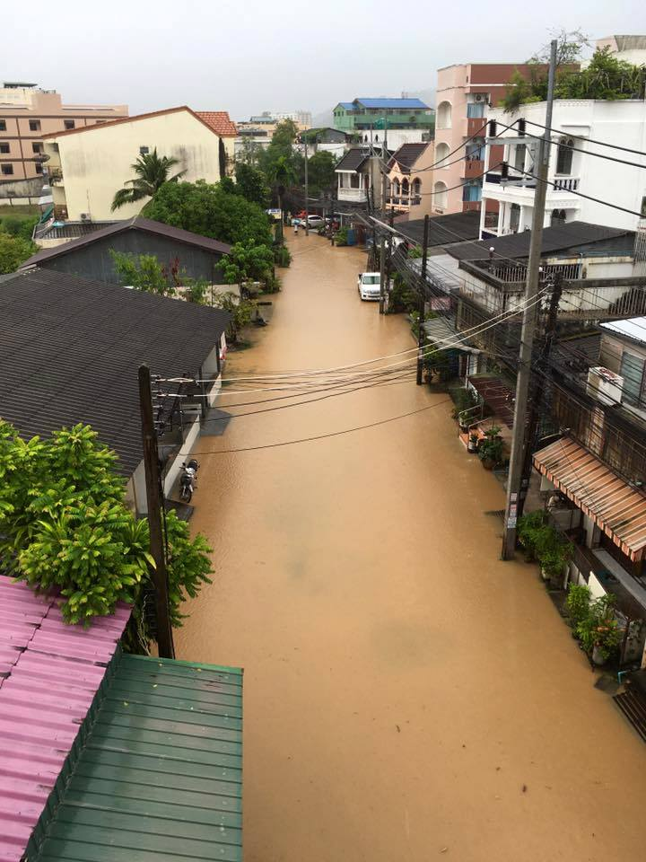Governor warning Phuket residents about more floods and storms | The Thaiger