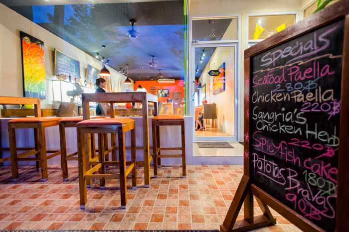 Sangria's Bar and Restaurant is an unexpected Spanish oasis on Phuket | The Thaiger