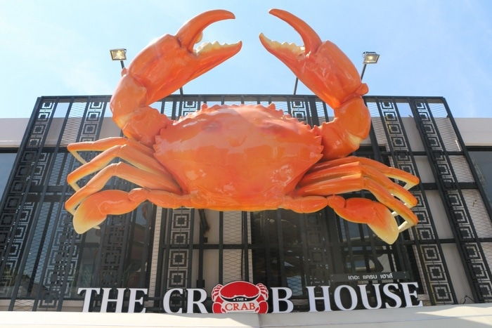 Enjoy a crackin' meal at The Crab House in Patong | The Thaiger