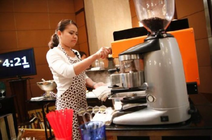 The Art of Coffee: Phuket barista to take on Hilton rivals from throughout Southeast Asia | The Thaiger