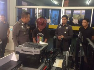 Robber caught with a long list of items worth 400,000 Baht | News by The Thaiger