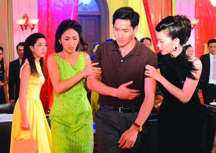 Soap suds: A sidelong glance at Thai melodrama | The Thaiger