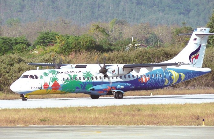 Up in the air: Bangkok Airways flies to Hat Yai | The Thaiger