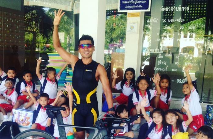 Profile: Phuket's own Ironman Jaray Jearanai [video] | The Thaiger