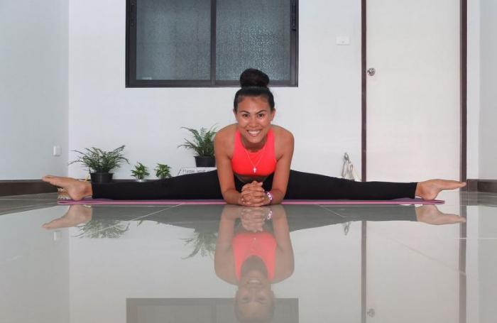 Profile: Yoga for peace of mind, body and soul | The Thaiger