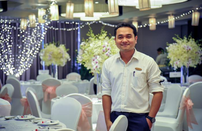 Profile: Watcharapong Saikaew – First professional CMP in Thailand | The Thaiger