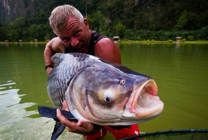 Make-A-Wish, catch a fish at Exotic Fishing Thailand charity tournament [video] | Thaiger