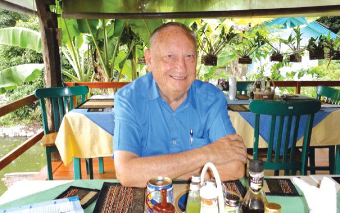 Don Battles: Author of the Orient   The Thaiger