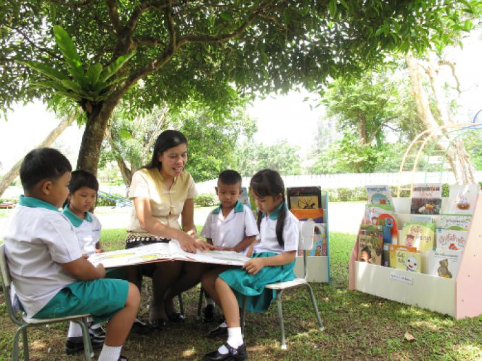 """Laguna Phuket to launch """"Fully Booked!' mobile learning center 