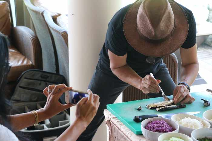 Celebrity Chef Bobby Chinn brings skills, charisma to Phuket's Trisara | The Thaiger