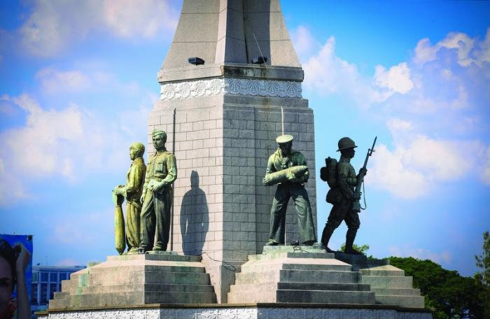 History: Bangkok for the holidays raises query about Victory Monument | The Thaiger
