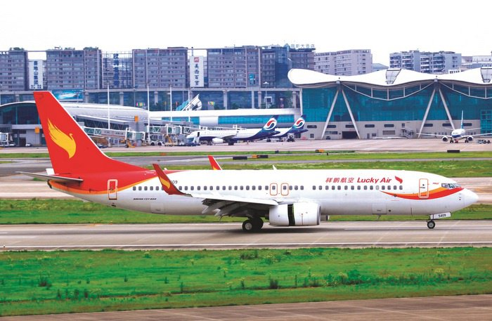 Up in the air: Lucky Air launches Phuket service | The Thaiger
