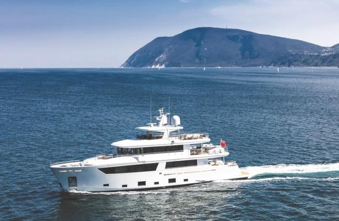 M/Y Narvalo wins superyacht design award | The Thaiger