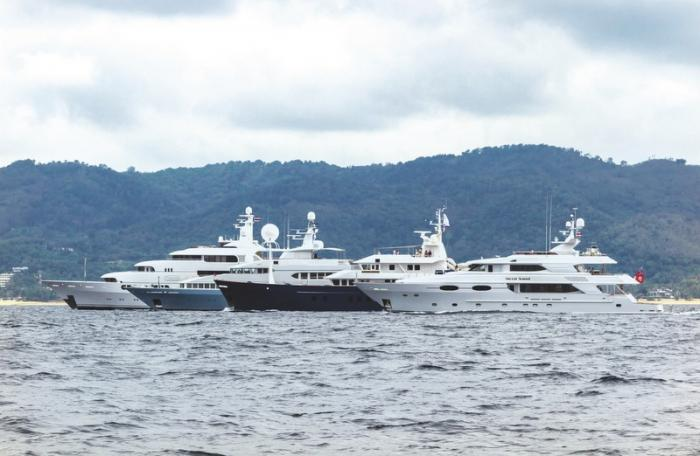 First 'Superyacht Winner's Cup' up for grabs at 2016 rendezvous | The Thaiger