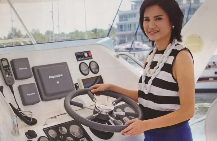 Profile: Sriya Yongsakul – Building her own empire | The Thaiger